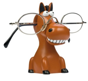 The Sports Archives Blog - The Sports Archives Greatest Moments - Eyewear is for Horses