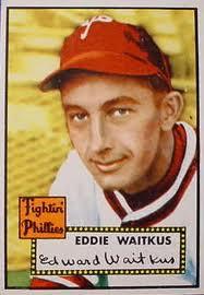 Eddie Waitkus
