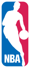 NBA Logo of Jerry West
