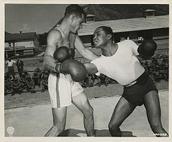The Sports Archives Blog - The Sports Archives History Lesson - Boxing Legend Henry Armstrong