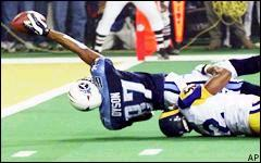 The Sports Archives Blog - The Sports Archives Greatest Moments - Super Bowl XXXIV
