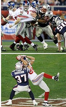 The Sports Archives Blog - The Sports Archives Greatest Moments - Super Bowl XLII