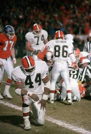 The Sports Archives Blog - The Sports Archives Greatest Moments -  Cleveland Browns