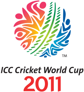 2011 Cricket World Cup Logo
