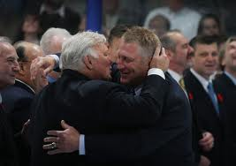 Bobby and Brett Hull