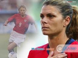 The Sports Archives Blog - The Sports Archives  FIFA Womens World Cup  Mia Hamm