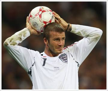 David Beckham - Highest Paid Soccer Player