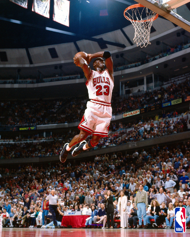 The Sports Archives Blog - The Sports Archives - How Michael Jordan Forever Changed the Game of Basketball