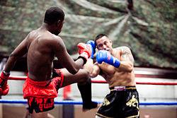 Muay Thai Championship Boxing