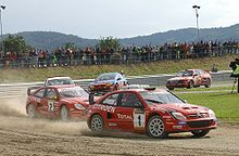 The Sports Archives Blog - The Sports Archives - The Appeal of Rallycross