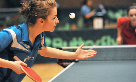 The Sports Archives Why Playing Table Tennis Is One Of