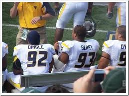 Dingle and Berry Football Players