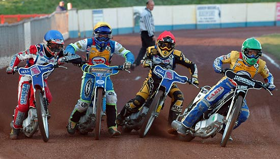 The Sports Archives Blog - The Sports Archives - Speedway Racing - What's It All About?