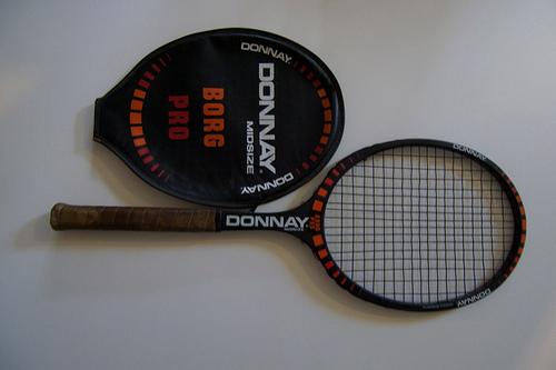 Donnay Tennis Racquet