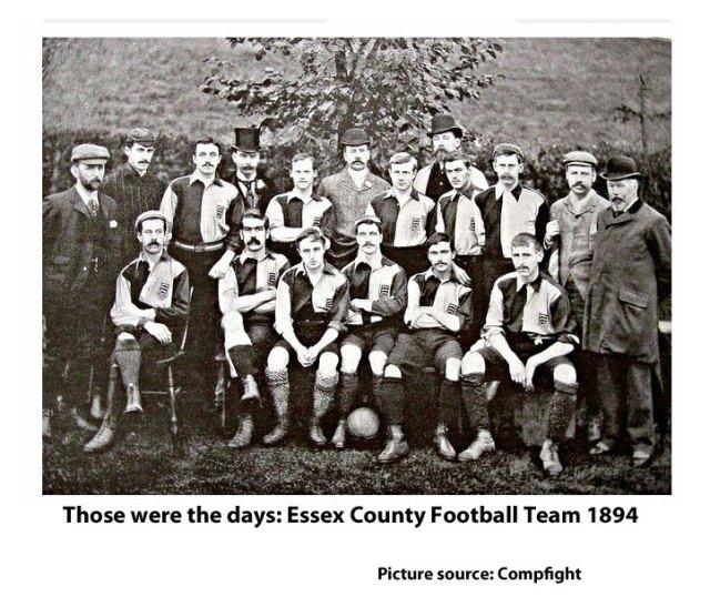 Essex County Football Team