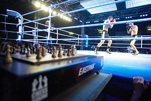 Chess Boxing