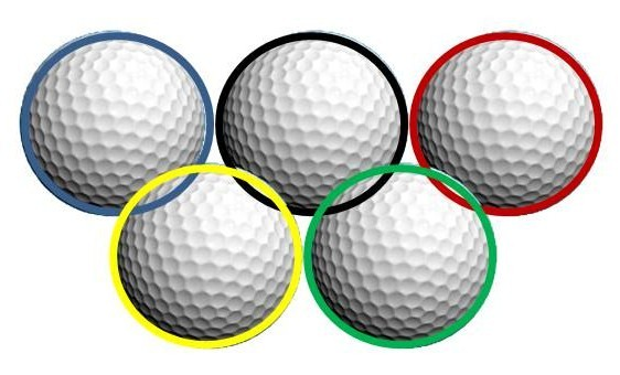 Golf in 2016 Olympics