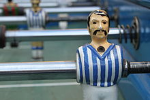 Fooseball Player