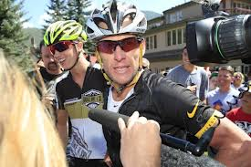 The Sports Archives Blog - The Sports Archives - Lance Armstrong Continues Winter Triathlon Events Despite Controversy!