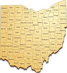 Professional Sports Teams By State Map.The Sports Archives Sports In Ohio A History The Sports