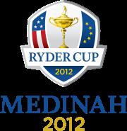 Ryder Cup 2012 Logo