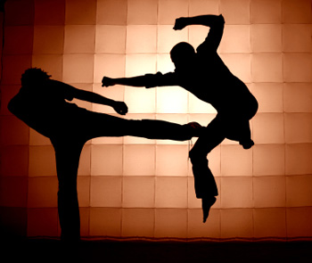 Traditional and Modern Sport Taekwondo