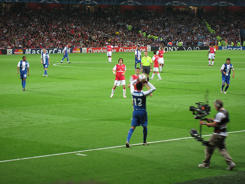 Football Soccer Match