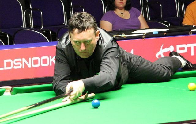 Jimmy White 2011