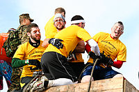 The Sports Archives Blog - The Sports Archives - Who's Tough Enough For Tough Mudder?