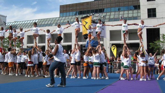 Extreme Cheerleading