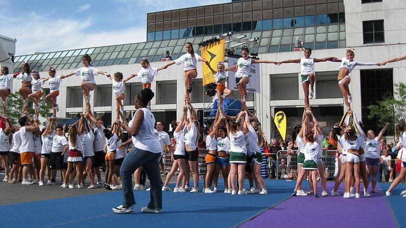 Extreme Cheerleading