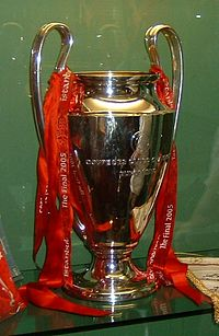 Cup Trophy in 2005