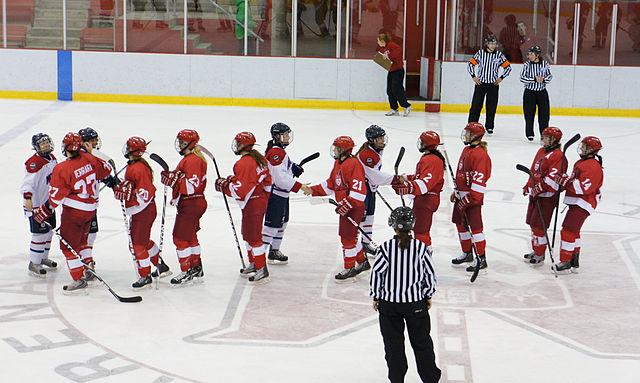 Canadian Interuniversity Sport women's ice hockey