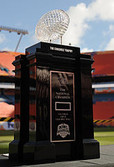 BCS Coaches Trophy