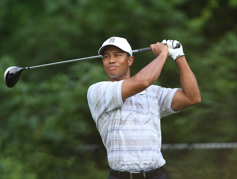 The Sports Archives Blog - The Sports Archives - Tiger Woods: History As A Golfer!
