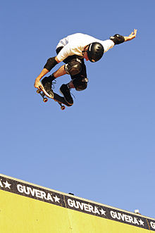 Tony Hawk McCallum Park