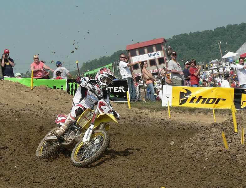 The Sports Archives Blog - The Sports Archives - Preview Of The Upcoming 2013 Motocross Season!