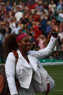 Serena Williams 2012