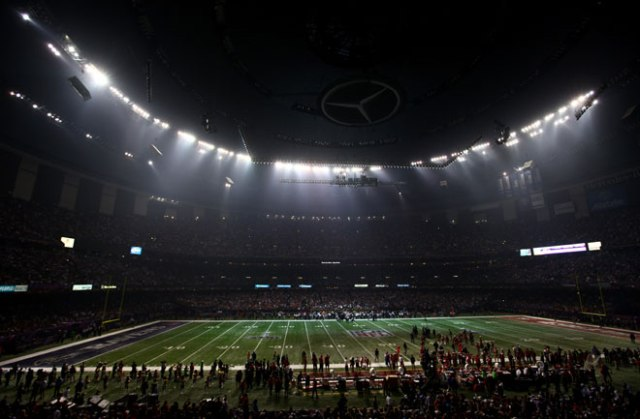 2013 Super Bowl XLVII Blackout