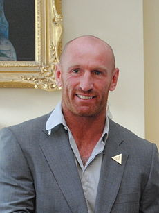 Gareth Thomas rugby player