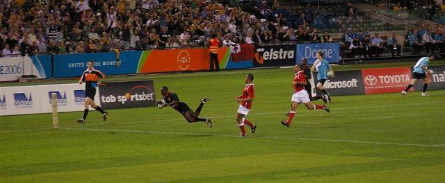 Kenya vs. Tonga Rugby