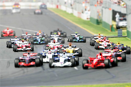 The Sports Archives Blog - The Sports Archives - When Teammate Rivalry In Formula One Goes Too Far!