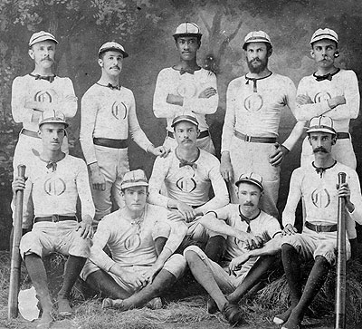 Baseball in the 1870s