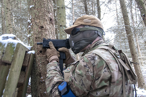 The Sports Archives Blog - The Sports Archives - Exploring Airsoft As A Sporting Activity!