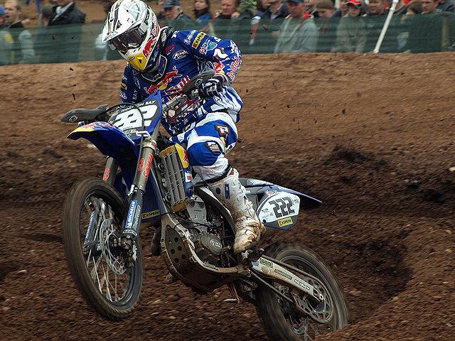Antonio Cairoli Motocross