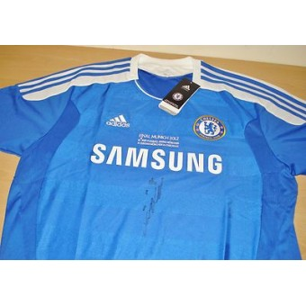 john terry original hand signed chelsea