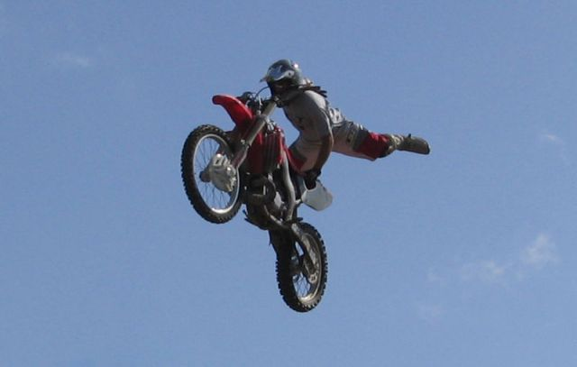 Mike Adair Motocross