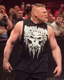 Brock Lesnar Apr 2012