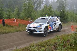 Sébastien Ogier Rally Finland 2013 Surkee