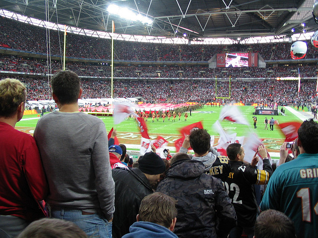 The Sports Archives Blog - The Sports Archives - How American Football Is Storming The UK!